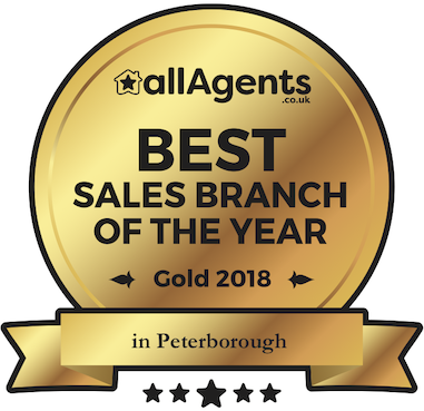Rated best Estate Agent in Peterborough 2018