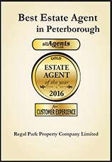 Rated best Estate Agent in Peterborough